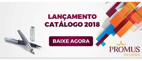 LANÇAMENTOCATÁLOGO 2018