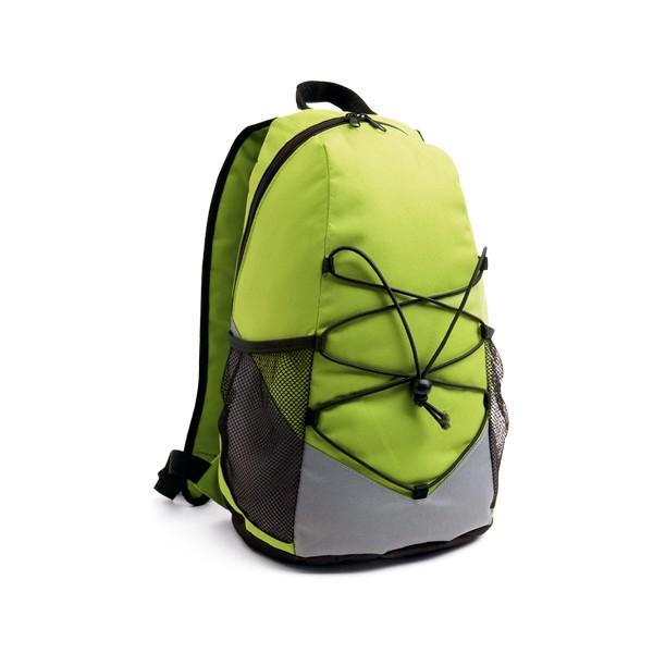 e tasche laterali personalizzato interna rete Zaino borsa con in NOm8n0yvw