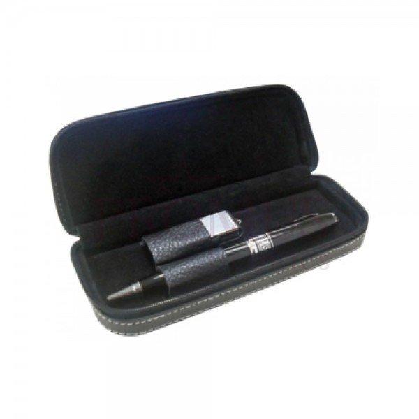 33f844067 Estojo com Caneta e Pen Drive Personalizado para Brindes H004 - Brindes  Personalizados é Promus Brindes
